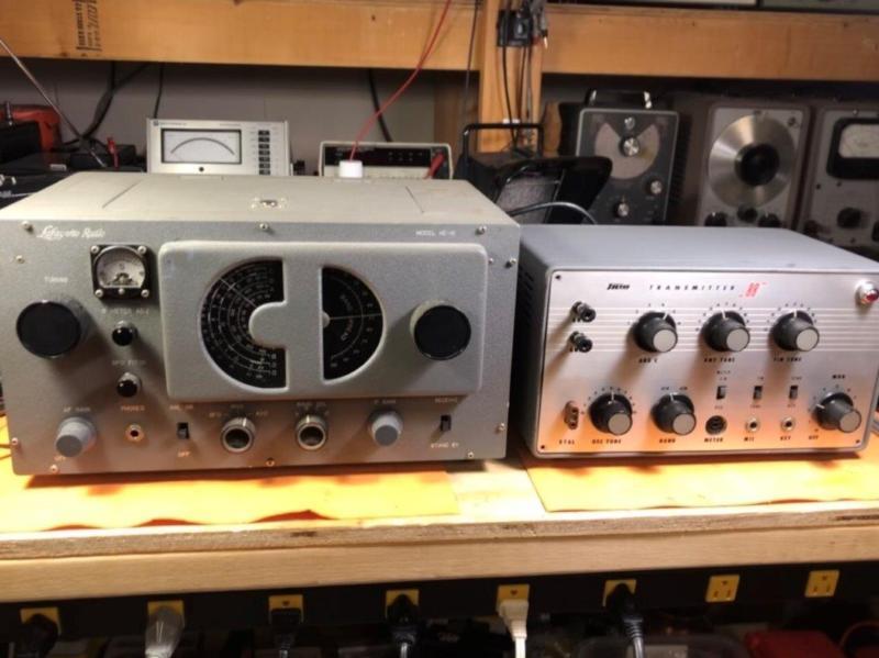 TX-88 w/matching receiver